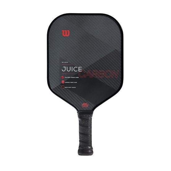 Wilson Juice Carbon Pickleball Paddle