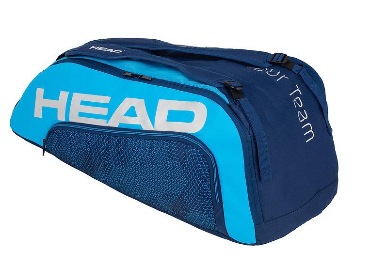 Head Tour Team 9R Supercombi Bag (Navy/Blue)