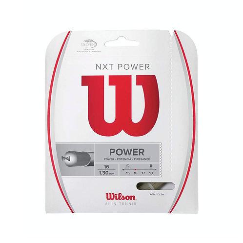 Wilson NXT Power 16, 17, 18 (Natural)