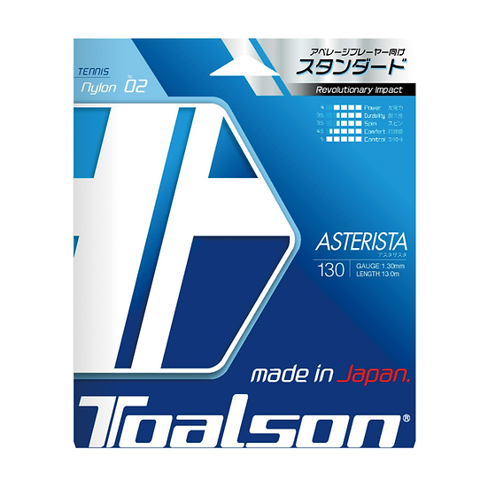 Toalson Asterista 130 String