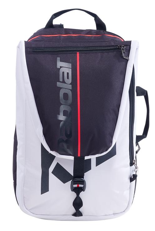Babolat Pure Strike Backpack (White/Red)