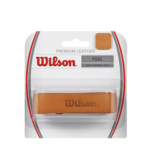 Wilson Leather Replacement Grip (Natural)