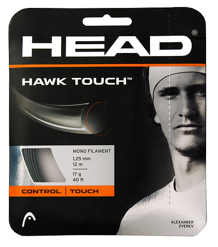 Head Hawk Touch (2-Pack-Silver)