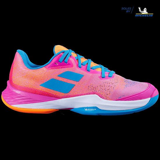 Womens Babolat Jet Mach 3 All Court (Pink)