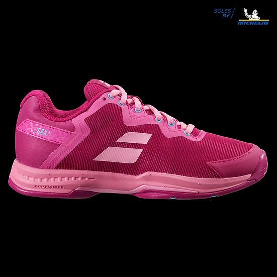 Womens Babolat SFX 3 (Pink)