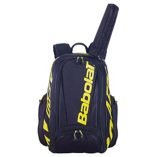 Babolat Pure Aero 2021 Backpack (Black/Yellow)