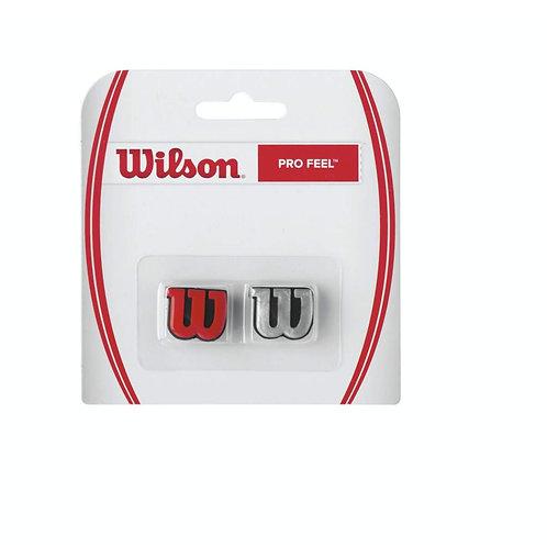 Wilson Pro Feel Dampener (Red/Silver)