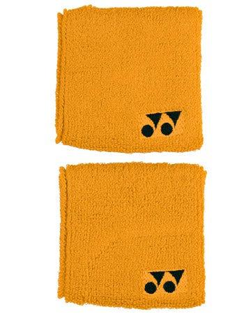 "Yonex 3"" Wristband Pair -Yellow"