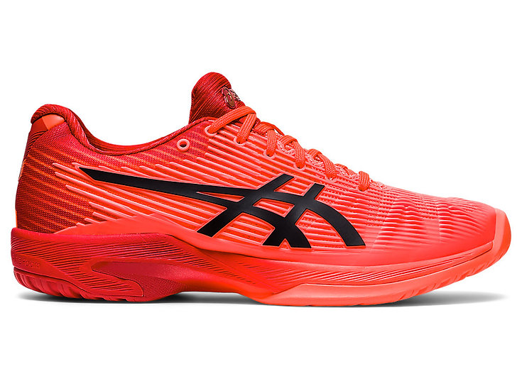 Womens Asics Solution Speed FF 2 (Tokyo Red)