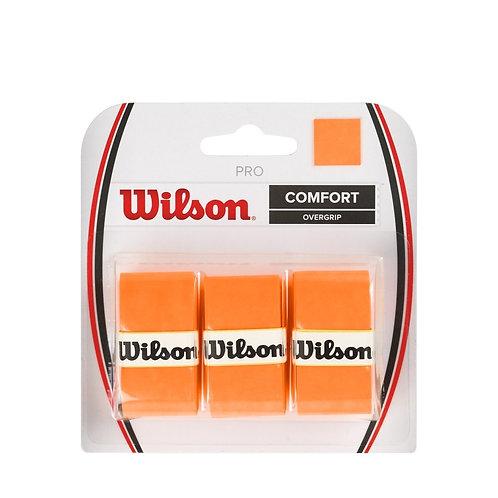 Wilson Pro Overgrip Orange (3-Pack)