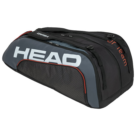 Head Tour Team 12R Monstercombi Bag (Black/Grey)