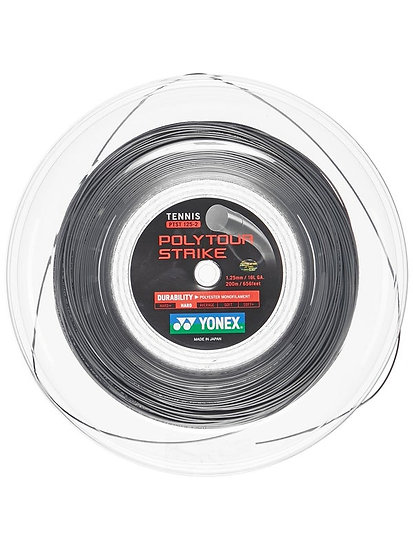 Yonex Poly Tour Strike 16L, 17 Reel (200M/Iron Gray)