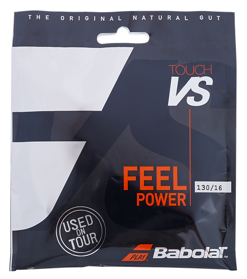 Babolat Touch VS Natural Gut 16