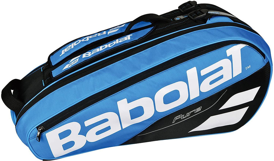 Babolat Pure Drive 6 Pack (Blue)