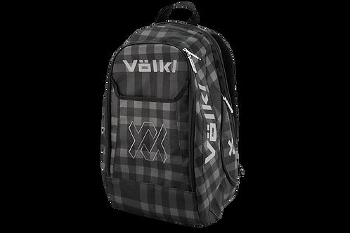 Volkl Team Backpack (Black/Plaid)