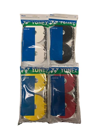 Yonex Super Grap Overgrip (30-Pack)
