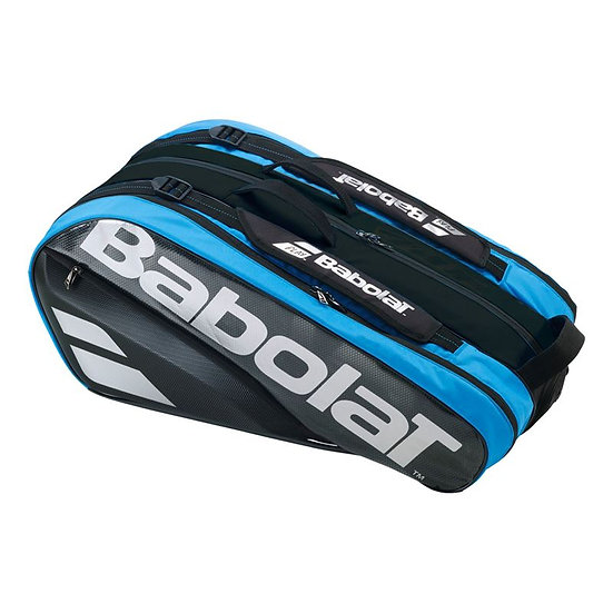 Babolat Pure Drive VS 9 Pack (Grey/Blue)