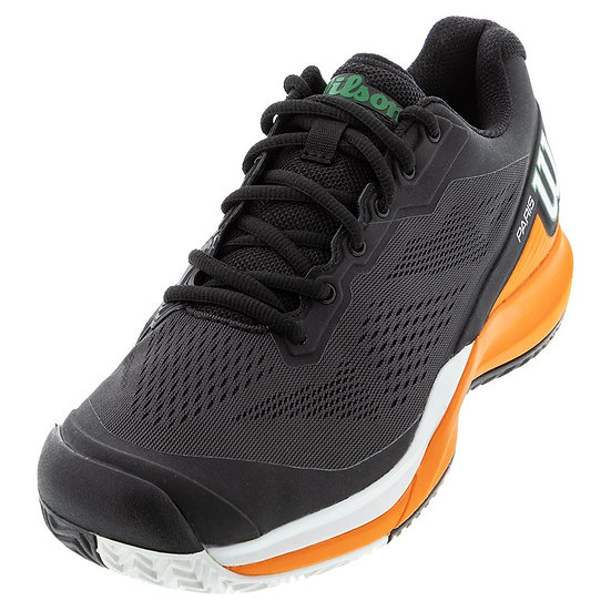 Men's Wilson Rush Pro 3.5 (Black/Orange)