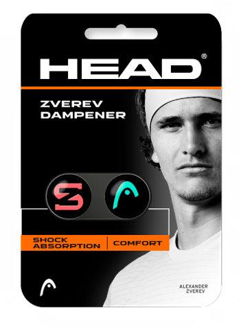 Head Zverev Dampener Pack (2 PCS)