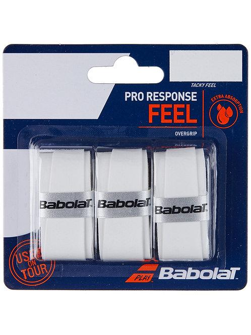 Babolat Pro Response Overgrip (White)