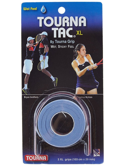 Tourna Grip Tourna Tac XL Overgrip Blue
