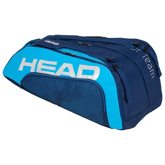 Head Tour Team 12R Monstercombi Bag (Navy/Blue)