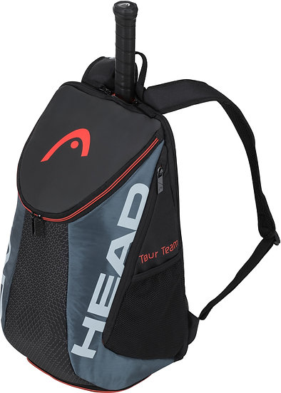 Head Tour Team Backpack (Grey/Red)