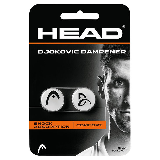 Head Djokovic Dampener Pack (2 PCS)