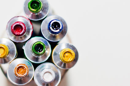 수채화-페인트
