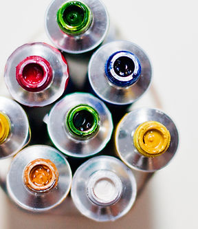 Watercolour art class