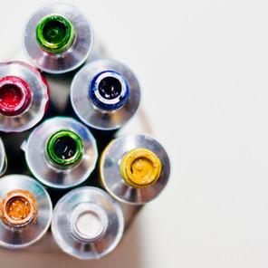 Kreatywna zabawa kolorami – Jak zrobić farby do malowania rączkami
