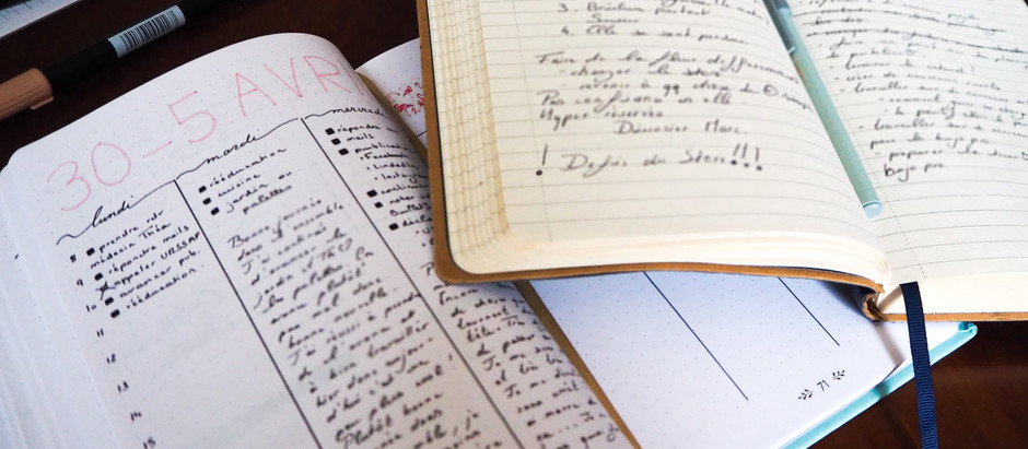 Organisation : Passage du Bujo perso au Bujo pro
