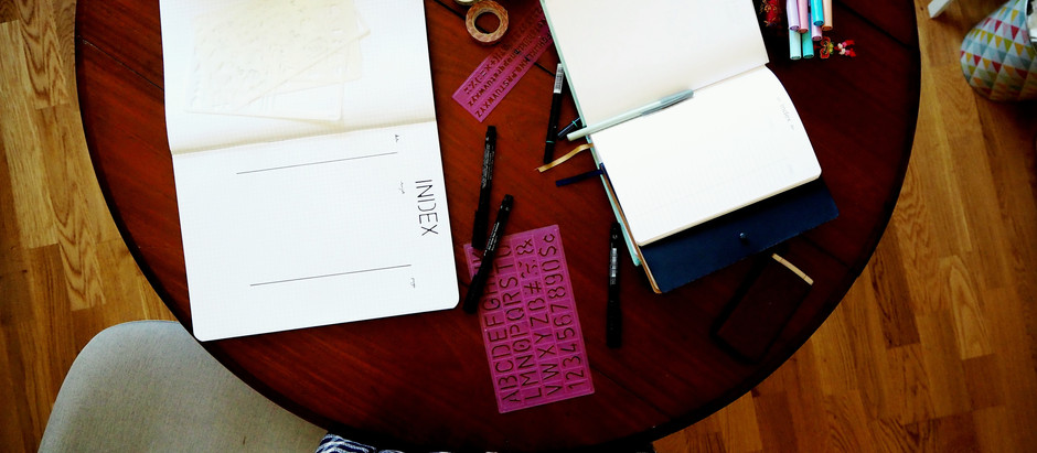 Bullet Journal Professionnel : quoi mettre dedans ?