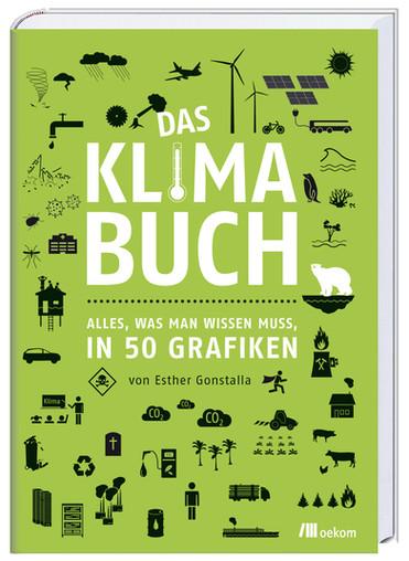 Das Klimabuch – Alles, was man wissen muss in 50 Grafiken