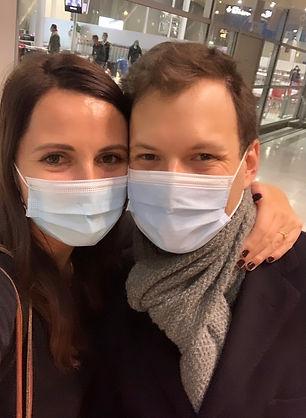 Suzanne and Sebastien