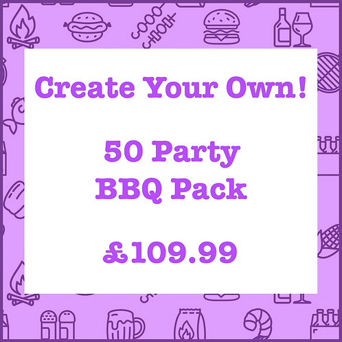 50 Party Pack