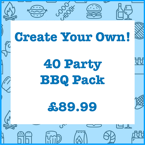 40 Party Pack