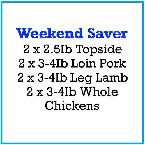 Weekend Saver