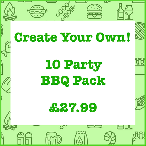 10 Party Pack