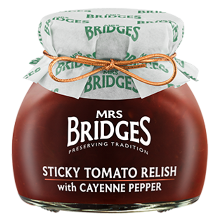 Sticky Tomato Relish