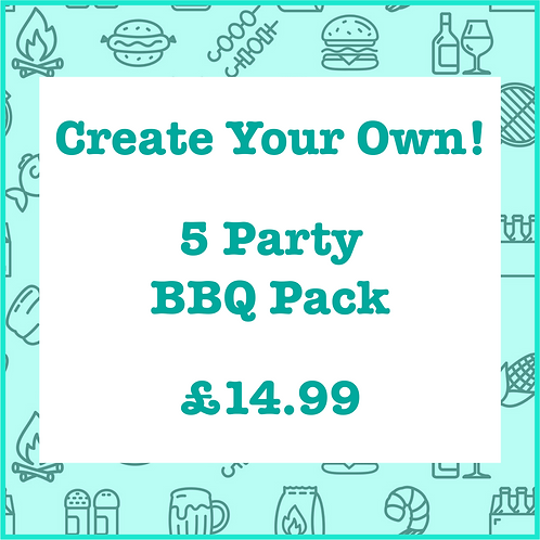 5 Party Pack