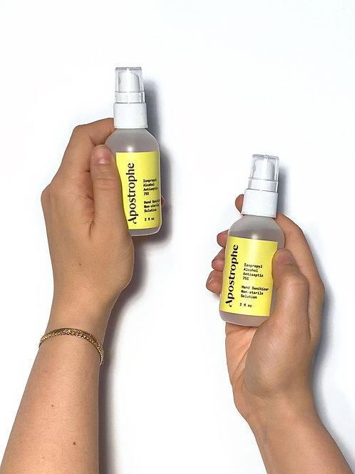 Hand Sanitizer (2-pack)