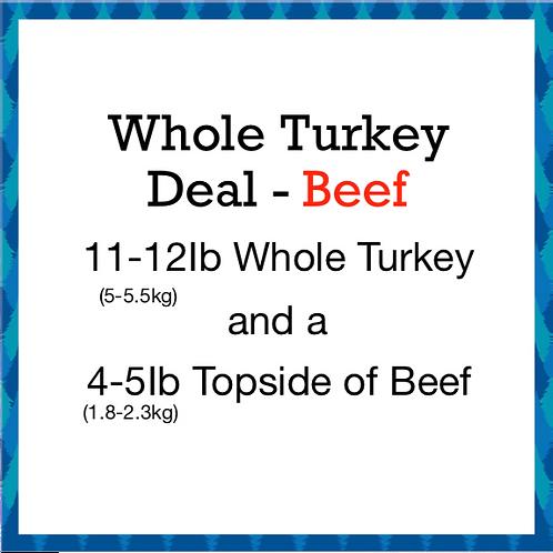 Whole Turkey Deal 3