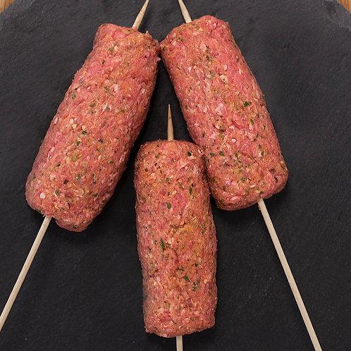 Minted Lamb Kofta Kebab