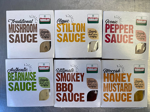 Steak Sauces