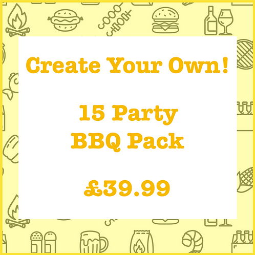 15 Party Pack