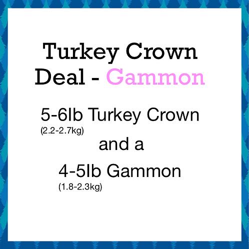 Turkey Crown Deal 2