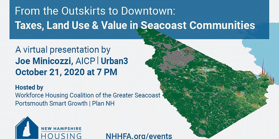 Seacoast: Taxes, Land Use, and Value with Urban 3