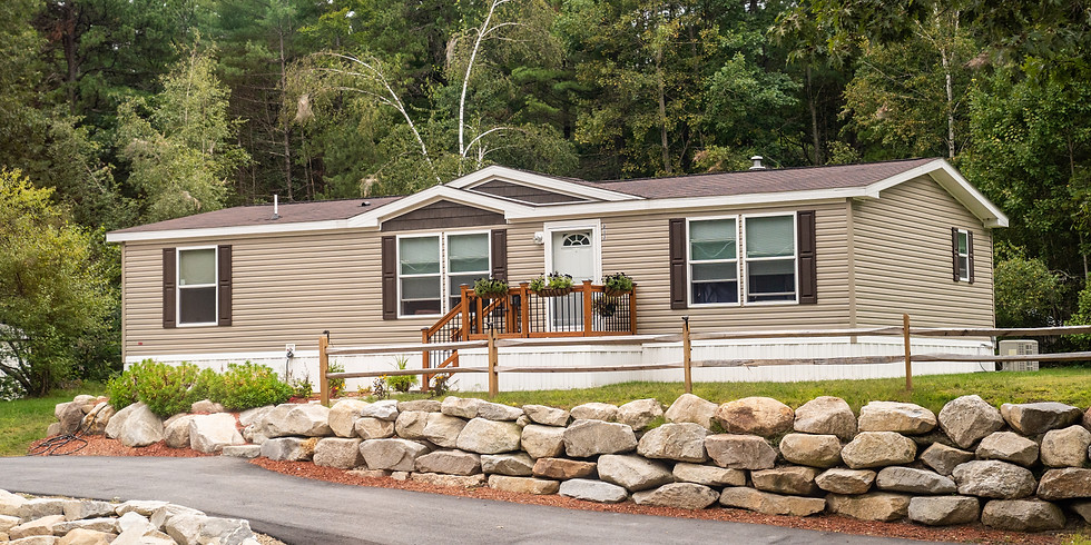 Manufactured Housing on the Seacoast