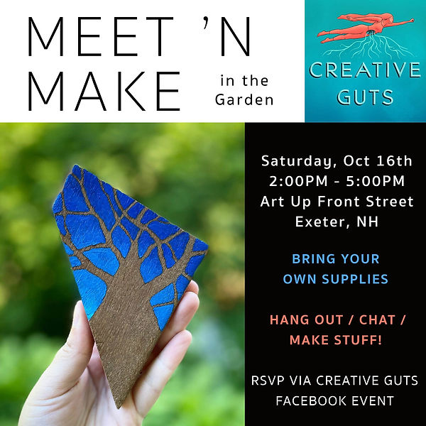 Graphic for Meet n Make Event